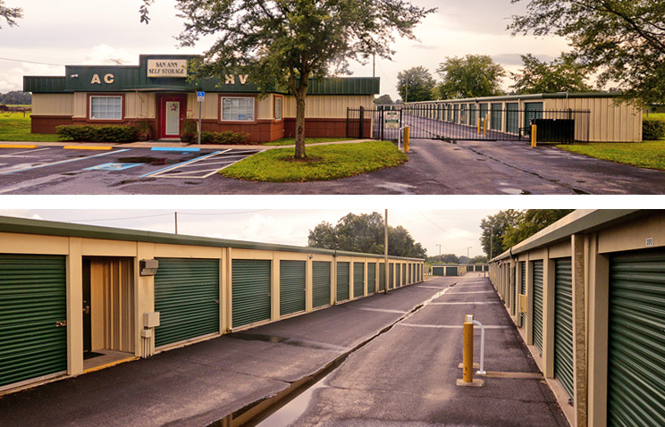 San Ann Self Storage - San Antonio, FL