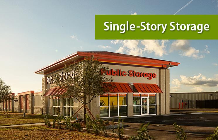 Single-Story Storage