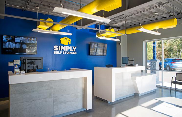 Simply Self Storage – Orlando, Florida