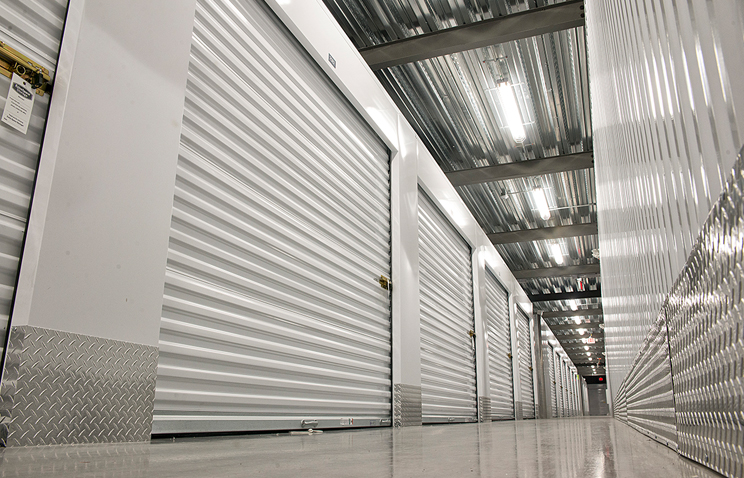 Extra Space Structural Steel Facilities