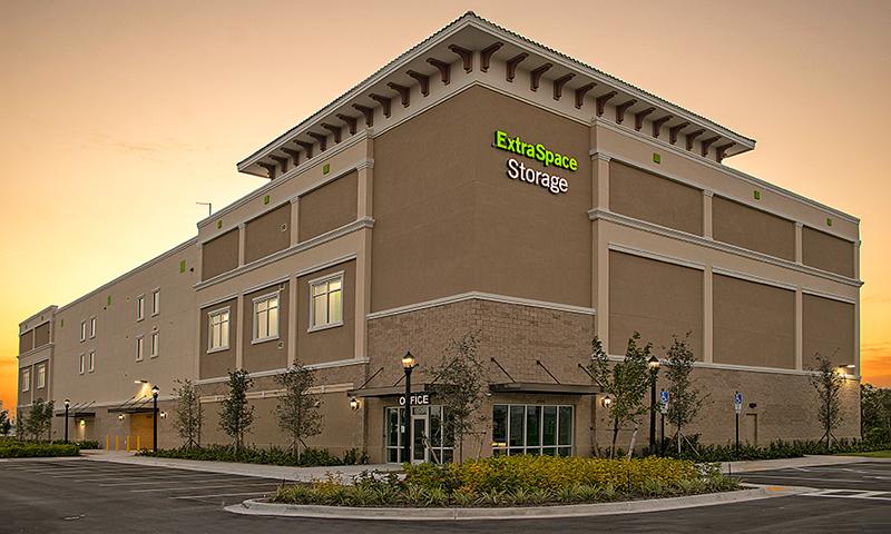 Extra Space Storage - Miramar, Florida