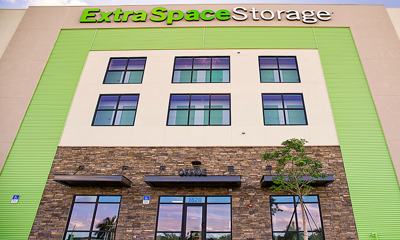 Extra Space Storage - West Palm Beach, Florida