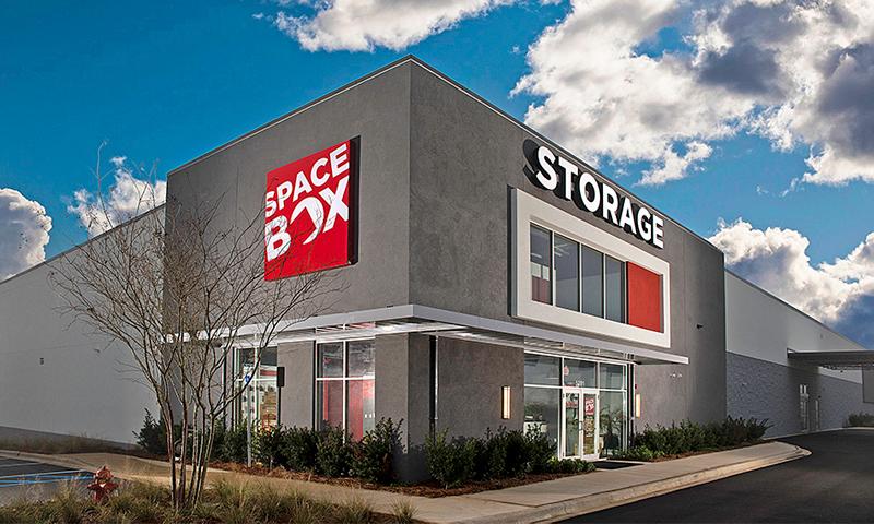 Spacebox Storage - Crestview, Florida